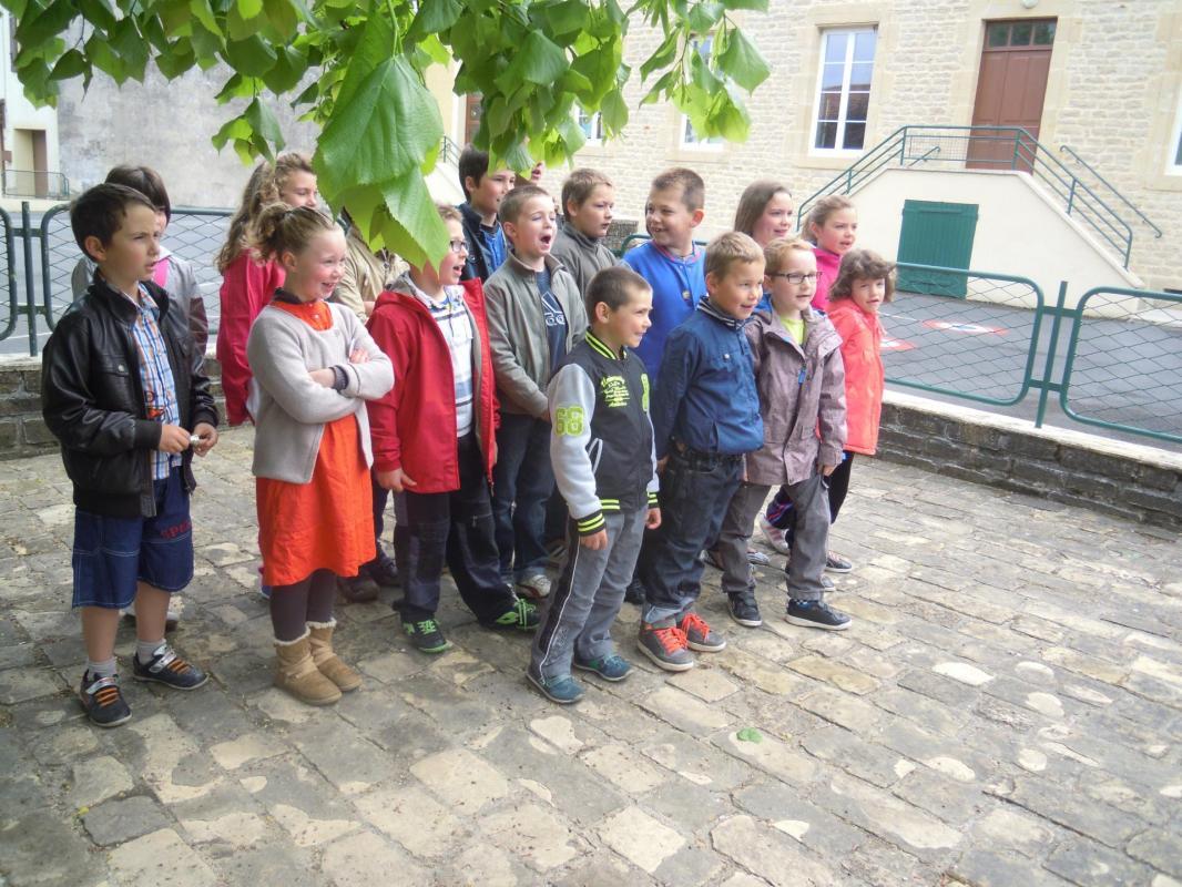 La Marseillaise chantée par les enfants